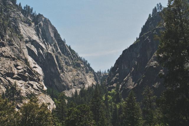 Nic Vargus | Yosemite Hike | Vernal Falls 003