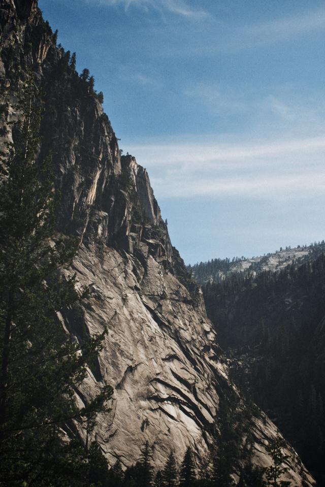 Nic Vargus | Yosemite Hike | Vernal Falls 004