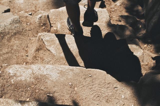 Nic Vargus | Yosemite Hike | Vernal Falls 005